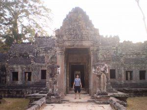 Leon Hudson Angkor Wat Cambodia