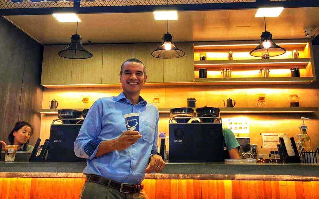 A Start-up fuelled by consumer subsidies and growing demand for coffee – luckin coffee shanghai